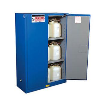 Hazard Material Safety Cabinet - 2 Door - 43W x 18D x 65H 1 ea