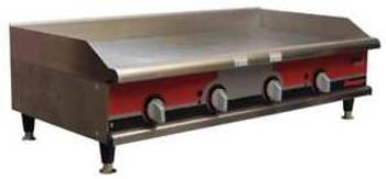 APW WYOTT GGM-48I 26-3/4 x 48 x 15-1/2 Manual Gas Griddle G9809082