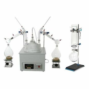 10L Short Path Distillation Glassware Kit  w/ Cold Trap