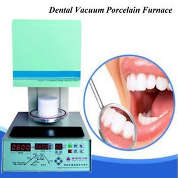 1500w Dental Dentist Vacuum Porcelain Furnace Dental Lab Equipment Device