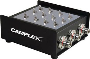 6-Channel Camplex Eliminator Breakout Male SMPTE 311M to Duplex ST Fiber