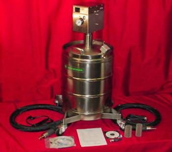 NEW! TA Inst. Cryofab CFL-50 Liquid Nitrogen Dewar Tank Pressure Vessel Semen