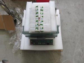 NEW Buchi Q-101 Syncore Systems Polyvap Parallel Synthesis Evaporation Analyzer