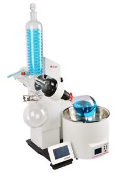 Rotary Evaporator with Built-in Vacuum Controller, by LabTech