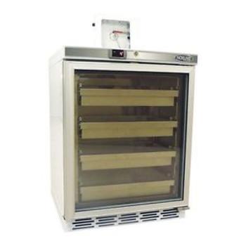 NOR-LAKE SCIENTIFIC NSBR041WMG/0 Refrigerator,BloodBank,Undercounter,115V
