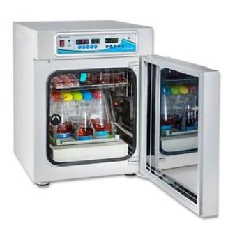 NEW Benchmark Scientific IncuShaker CO2 Mini Incubator (Heating+Cooling+Shaking)