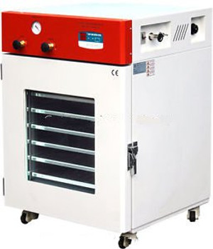 Re-designed AI 5 Sided Heating Gas Back-Filled 4.4 CF 20x20x20 ELITE Vacuum Oven