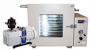 3.4CF Pro Series Vacuum Oven and BVV Pro Series 21.2CFM Two Stage Vacuum Pump
