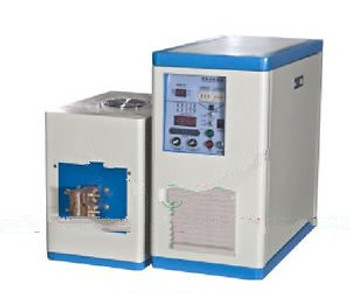 30KW 50-200KHz Ultra HIGH Frequency Induction Heater Melter Dual Statation