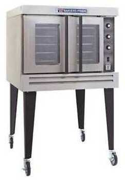BAKERS PRIDE BCO-G2 39 x 39 x 72-1/4 Double Compartment Gas Convection Oven