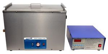 Economy Industrial Ultrasonic Parts Cleaners. by SharperTek« XP2100-20
