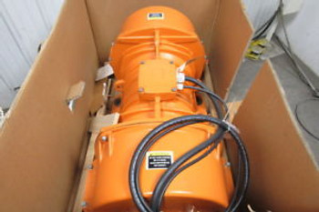 CARRIER VIBRATING EQUIPT MVSI 9-31000-105 Vibratory Shaker Motor Drive 11HP