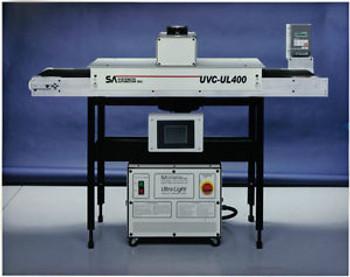 12 Ultra Light UV Conveyor