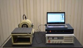 Mini Shaker System 500 N 112 lbf Vibration Modal Excitation Power Amplifier Test