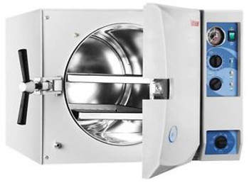 New Tuttnauer FDA 3870M Manual Autoclave Sterilizers for Dental, Medical Offices