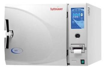 New in Box Tuttnauer 3870EA Sterilizer Automatic Large Autoclave W/O Printer