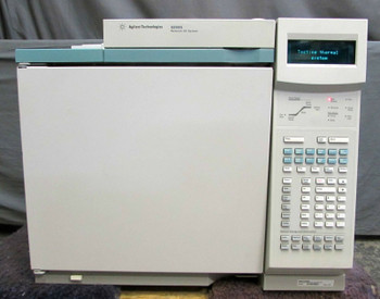 AGILENT 6890N G1530N GC with Dual Inlets, Detector and Autosampler