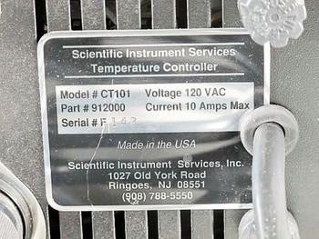 Scientific Instruments TD-4 Short Path Thermal Desorption Console with CT101