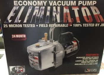 JB Industries DV-6E Eliminator Vacuum Pump - SPW Industrial