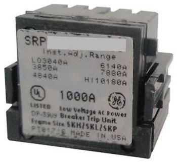 General Electric Srpg400A300 Rating Plug 300A