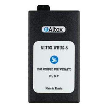 ALTOX WBUS-5 - GSM module for Webasto heaters