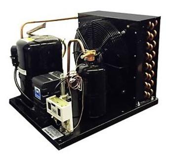 New WJ5513EK2 Indoor Condensing Unit 1+ HP Medium Temp R22 220V 1 Phase