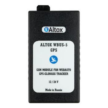 ALTOX WBUS-5 GPS - GSM module for Webasto heaters