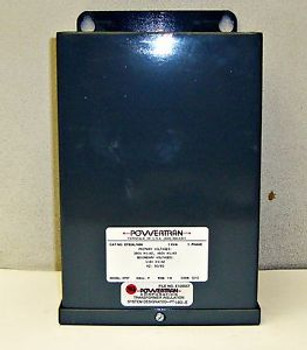 #Sls1B19 New Powertran Transformer 1Kva 1Phase Cat-Ef824L1000  14211Ell