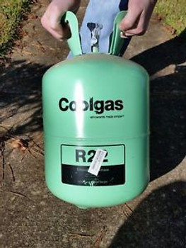 1 Sealed Canister R22 Refrigerant 1 Partial Container R22 1 Partial R410A