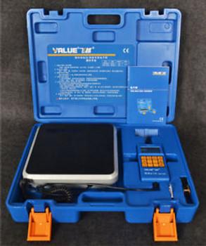 1Pcs Charging Scale Hvac Electronic Balance Precision 100Kg Ves-100A Refrigerate