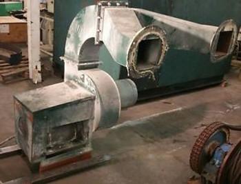 10 hp blower exhaust ventilation fan blower duct