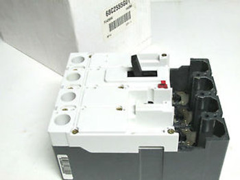 .. Cutler-Hammer 4 Pole Breaker Frame Cat# 68C555G01 ...  Vr-16
