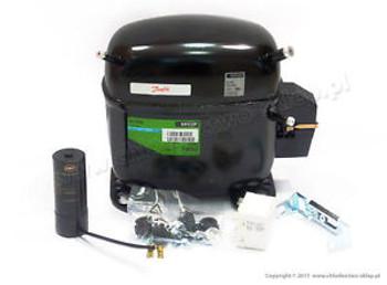 115V Compressor Danfoss Secop SC18G 104G7800 R134a refrigeration