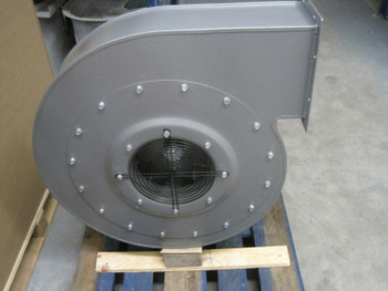 High Pressure Centrifugal Fan Blower 7500m3/hr 4000Pa 7.5KW 3 phase Extractor
