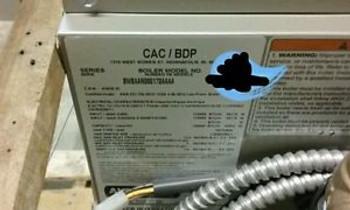. New 170 btu CARRIER  water gas boilers
