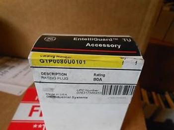 Ge Spectra Entelliguard Tu Gtp0100U0103 100Amp Circuit Breaker Rating Plug New!