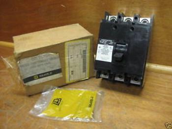 Square D Q2L3175H 175 Amp Circuit Breaker 240V Q2L3175 175A Sqd New