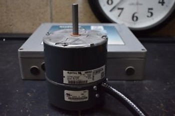 Genteq Condenser Motor 5sme39hl HE246 - SPW Industrial