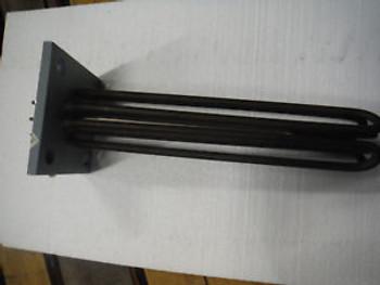 Watlow Immersion Heater  U6-29-167-4   A050348  460 Volt Phase 12  KW    15-1/4