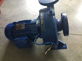 AURORA PENTAIR PUMP 341A BF CENTRIFUGAL PUMP SIZE 3X4X9B 10 HP