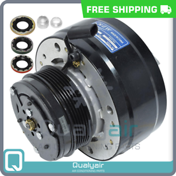 New A/C Compressor Buick / Cadillac / Chevrolet / GMC / Oldsmobile - IS108128