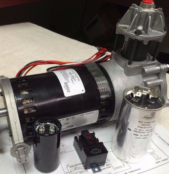 Thomas Oil Less Refrigerant Recovery Compressor Vortex 115V 530Cv75-409
