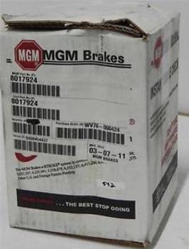 #542  MGM Brakes  8017924  Diaphram  24L3  3Stroke x 7Dia  &gtNEW&lt