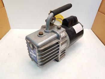 J/B Industries Fast Vac Vacuum Pump 2 Stage Direct Drive DV-200N 7 CFM 1/2HP