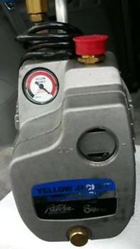 Jacket Super Evac Pumps 6cfm