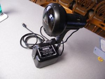 SPECTROLINE SB-100 SUPER HIGH INTENSITY LONG WAVE ULTRAV BLACK LIGHT LAMP STAMPS