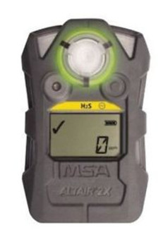 MSA Replacement Gray Altair Sulphur Dioxide And Hydrogen Sulfide Detector