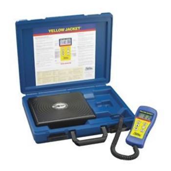 Yellow Jacket 68802 Electronic Scale 110 lb