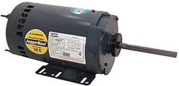 1.5 HP 850 RPM JuggerNaut Vertical Condenser Fan Electric Motor 460/208-230V ...