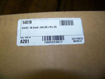 Lennox 61687-06 Guard-Hail 28 X 28 X 32 Cat. No. 14X19 61687-06